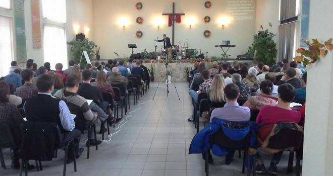 Конференция в Кишиневе