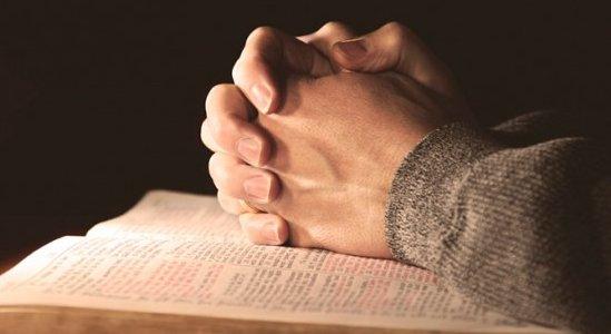 молитва - картинка